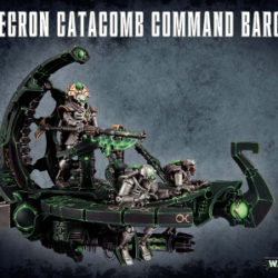 Necron Catacomb Cmd Barge/Annihil. Barge