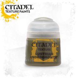 Texture : Lustrian Undergrowth Paint