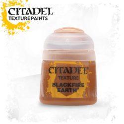 Texture : Blackfire Earth Citadel Paint