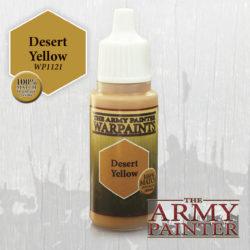 Warpaint - Desert Yellow