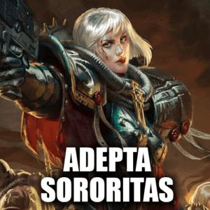 Adepta Sororitas
