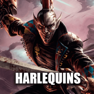 Eldar - Harlequins