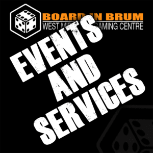 Board in Brum Events and Services