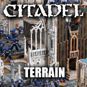 Citadel Terrain