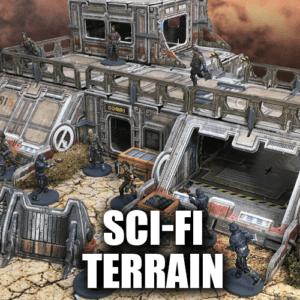 Sci-Fi Terrain