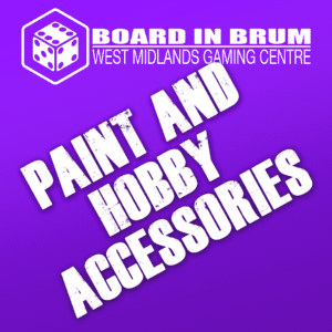 Paint and Hobby Accessories